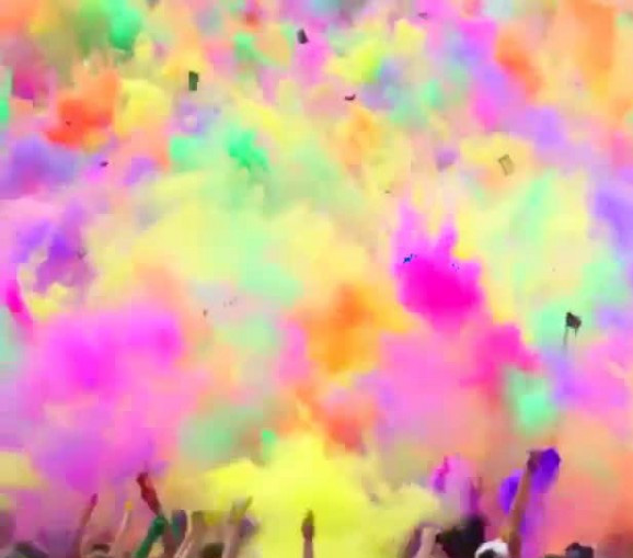 Festival of Colors