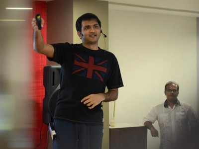Building Business-An interview with Bhavin Turakhia