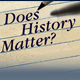 Does History Matter?