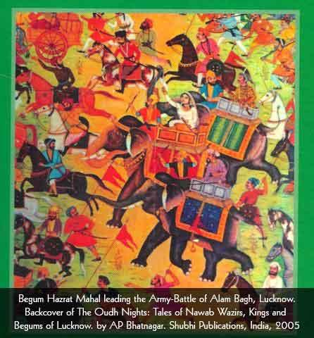 The Indomitable Begum Hazrat Mahal -1820–1879