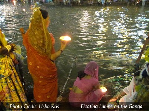 The Waters of Haridwar