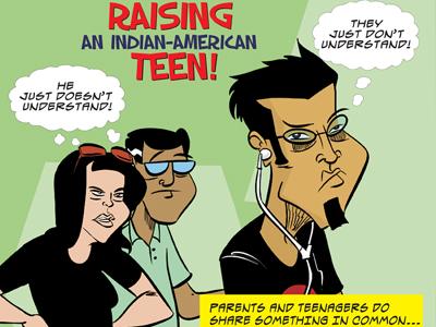 Raising an Indian-American Teen