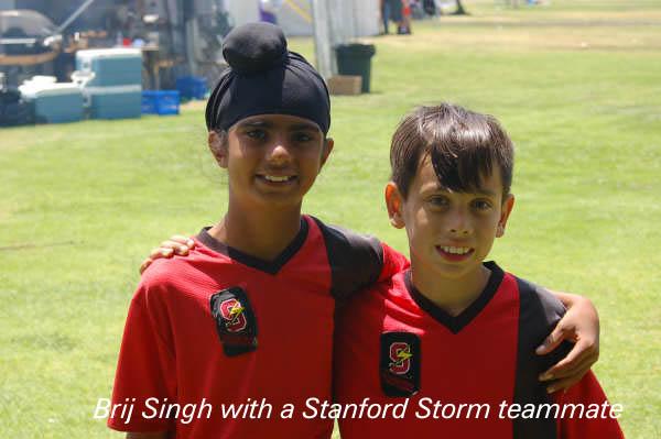 Chak De! Stanford