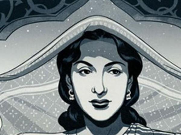 Google Doodle Celebrates Nargis' 86th Birthday