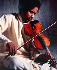 L. Subramaniam Plays AID Benefit Concert
