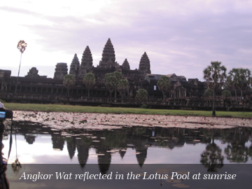 The Magic of Angkor–Build it and They Will Come