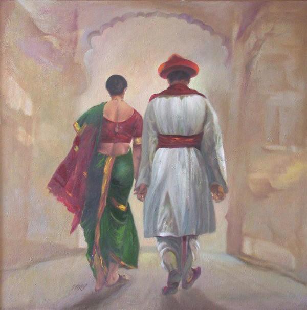 Mastani's Son, Shamsher Bahadur I