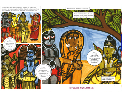 A Feminist Ramayana