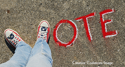 The Ethnic Equation: I + Vote = Power