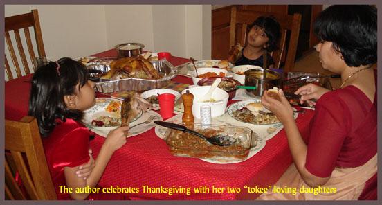 Our Desi Thanksgiving