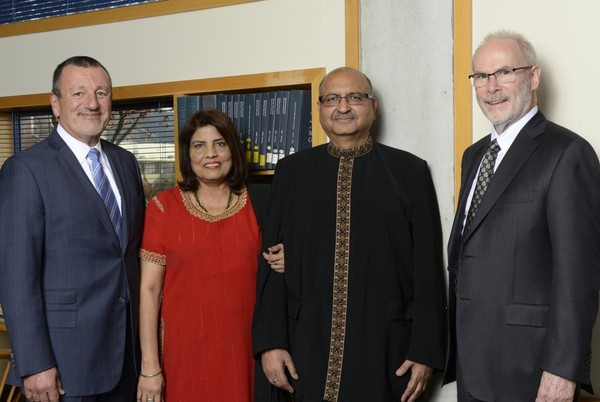 Indian-American Couple Gift $4.4 mn to Set Up Dharma Studies Centre