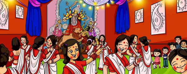 Celebrate Durga Puja With Me And Other Celebrations