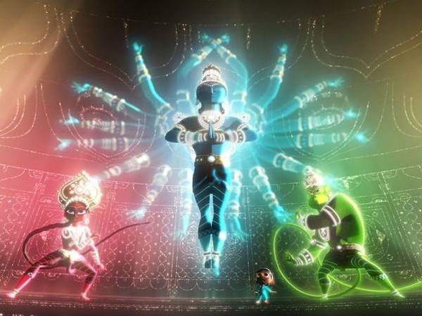 Pixar's Oscar Nominated Hindu God Superheroes