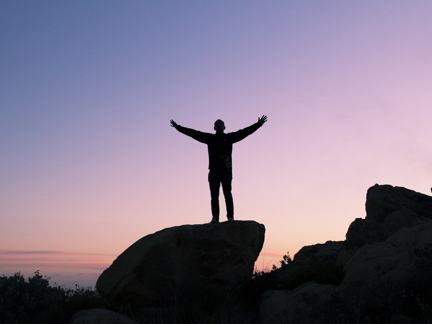 A Personal Definition of Success