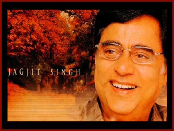 A Tribute to Jagjit Singh (1941-2011)