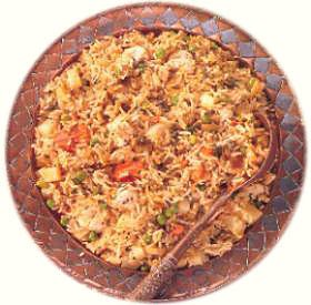 Rice Dishes Galore