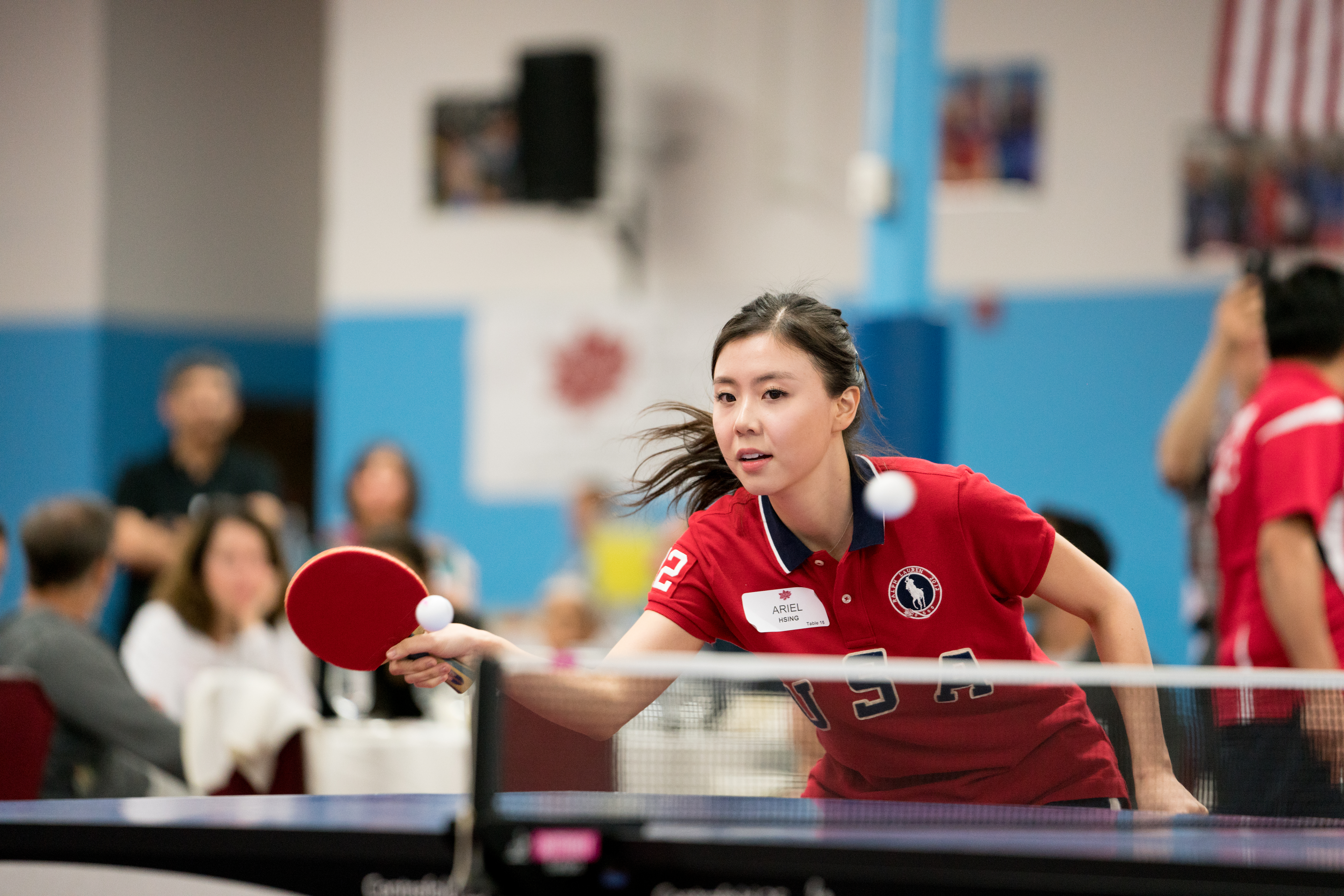 Competitive Table Tennis Losing its Underdog Status