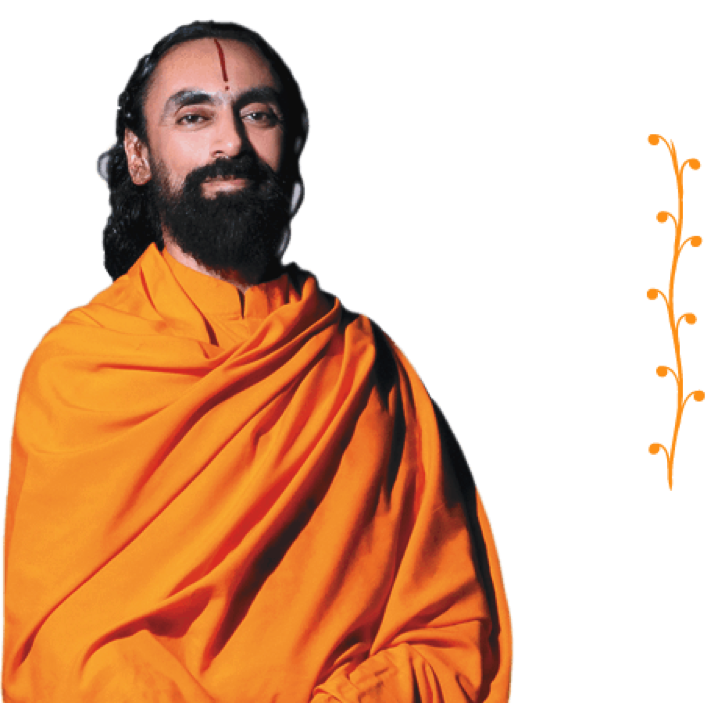 "Swami Mukundananda Talk, Yoga & Meditation on ""7 Mindsets for Success in Life and Beyond"""