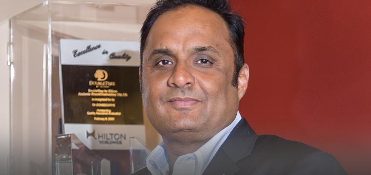 Sunil Tolani Wins Award for Outstanding NRI