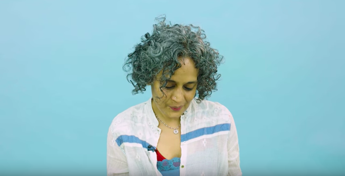 Listen to an Excerpt from Arundhati Roy's New Book