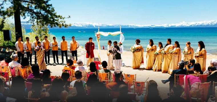 Indian Weddings of Neha Mathew and Shalin Shah