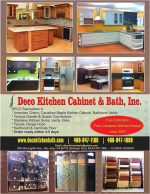 Deco Kitchen Cabinet & Bath