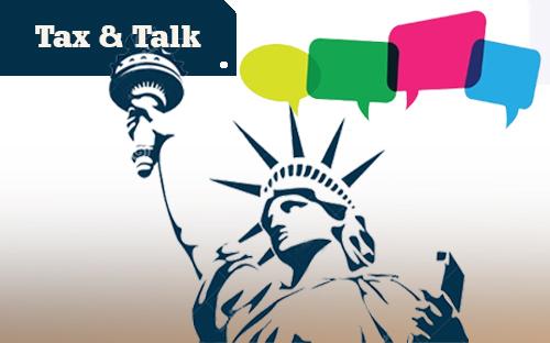 tax and talk