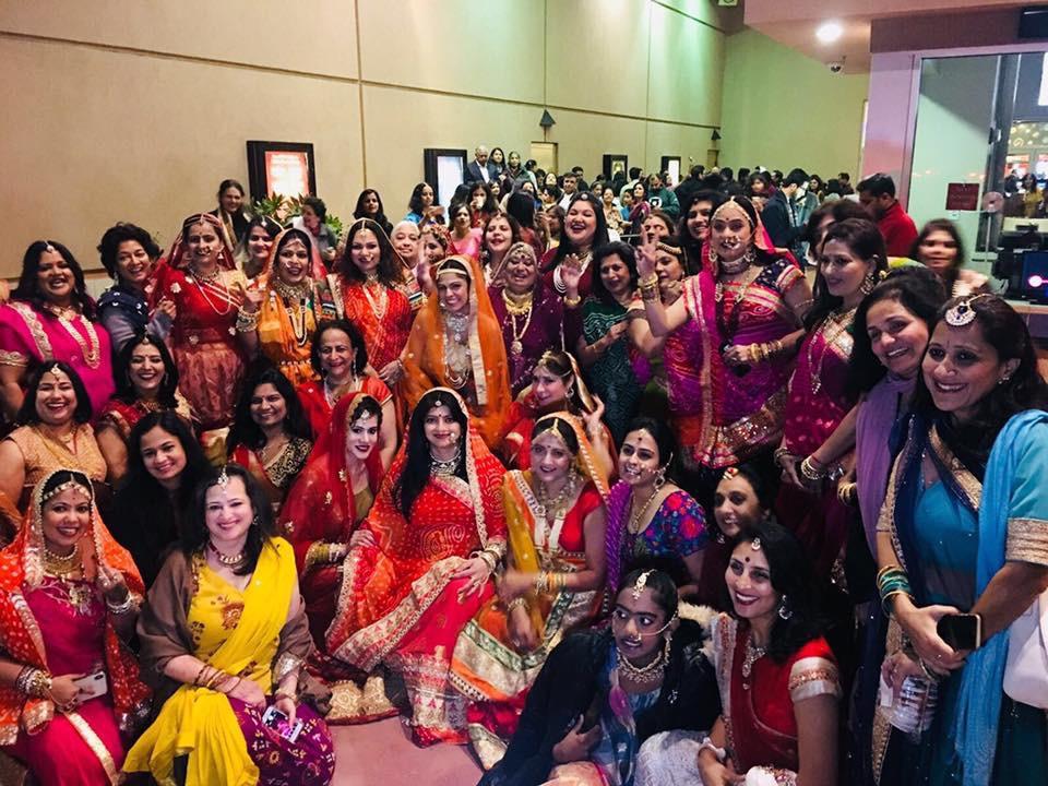 """Bay Area Women Celebrate """"Padmaavat"""" in Style!"""