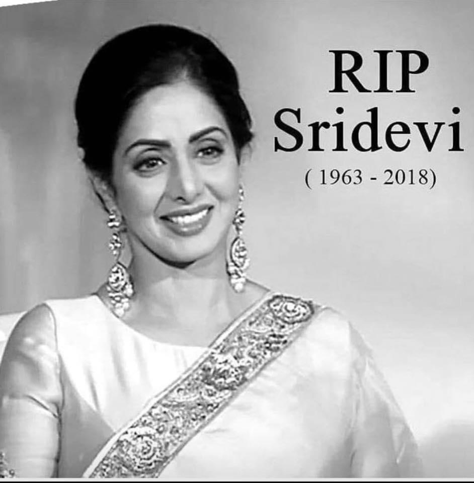Both Diva and Devi: A Tribute to Sridevi