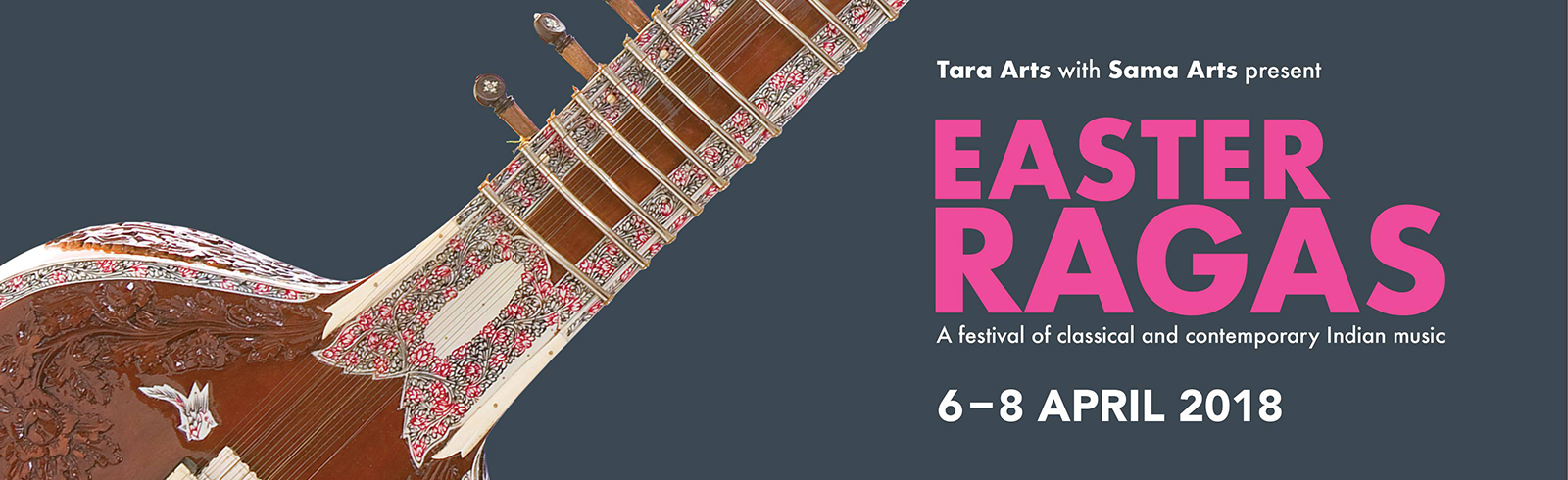 A View of London's Easter Ragas