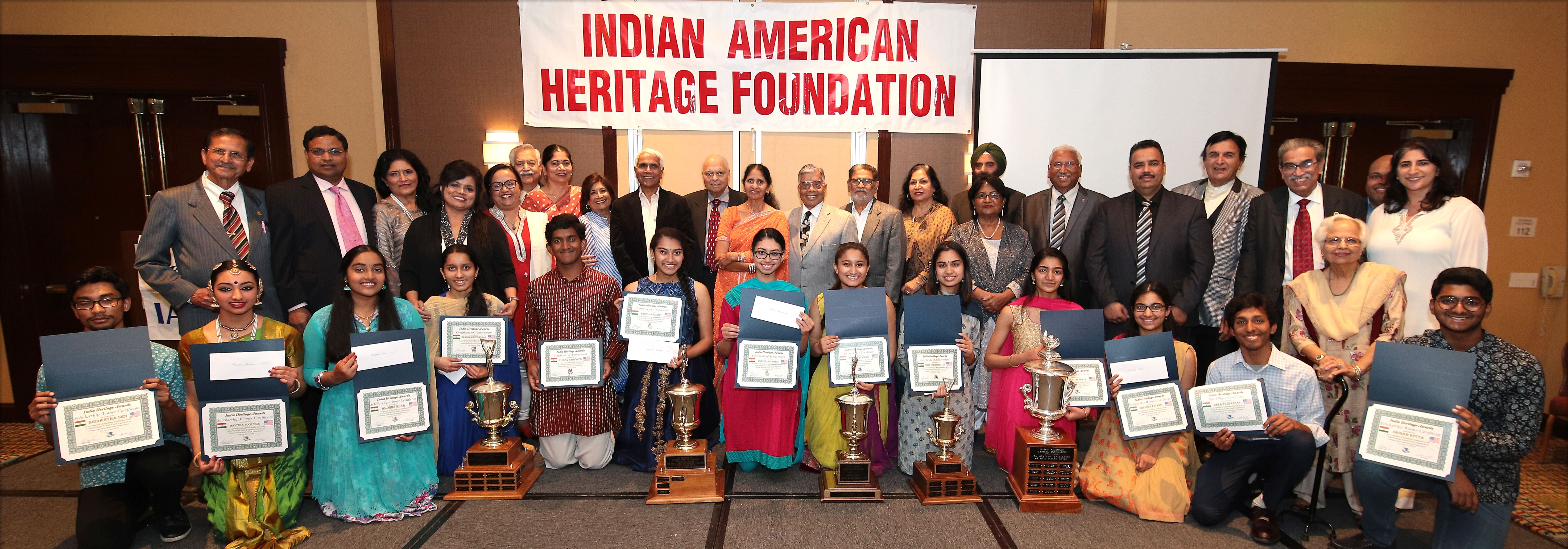 32nd India Heritage Awards Event