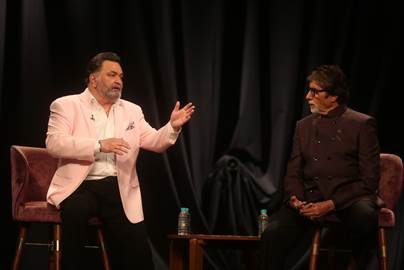 """""""In Conversation"""" with Amitabh Bachchan and Rishi Kapoor"""