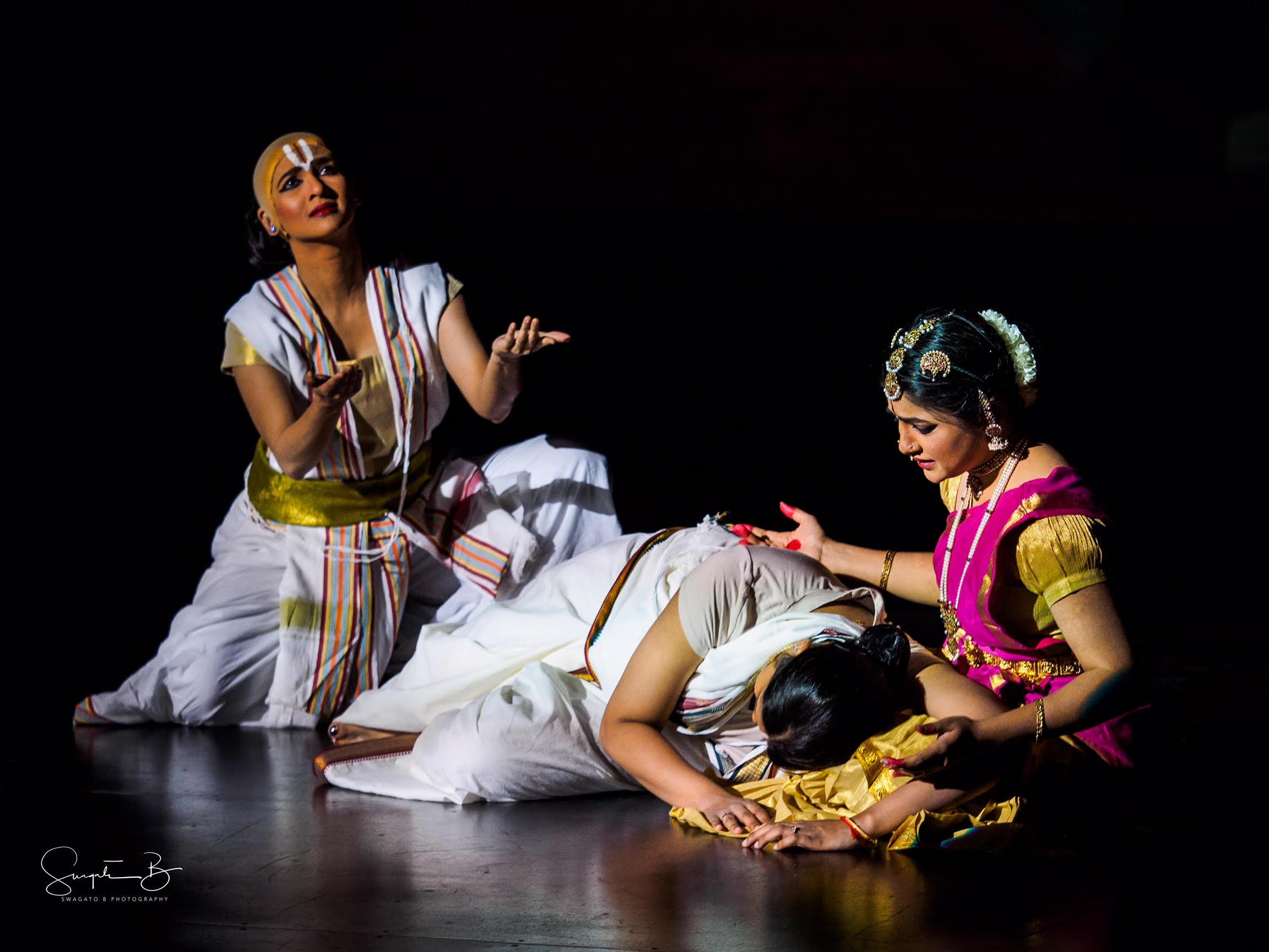 The Extraordinary Life of Ramanuja