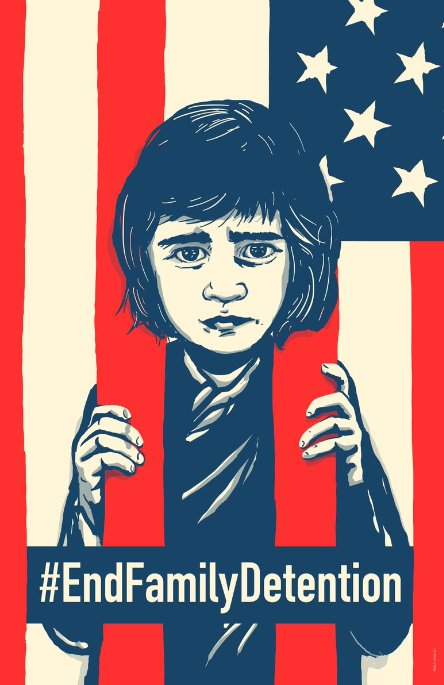 Appeal to Aunties: Help End Family Detention
