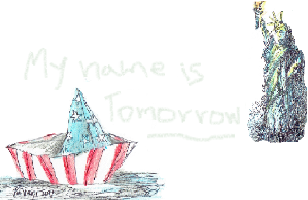 My Name is 'Tomorrow'