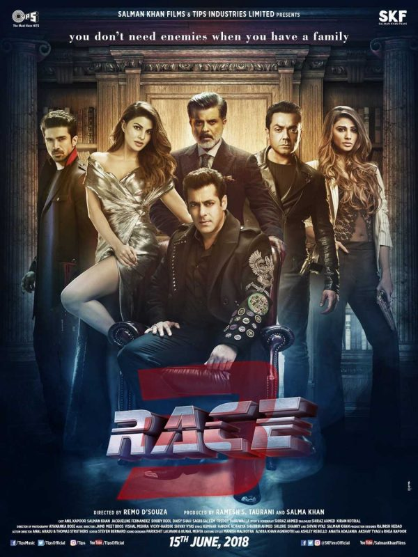 Be Selfish and Allow Us to Watch Race 3 For You