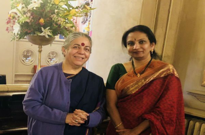 In Conversation With Dr. Vandana Shiva