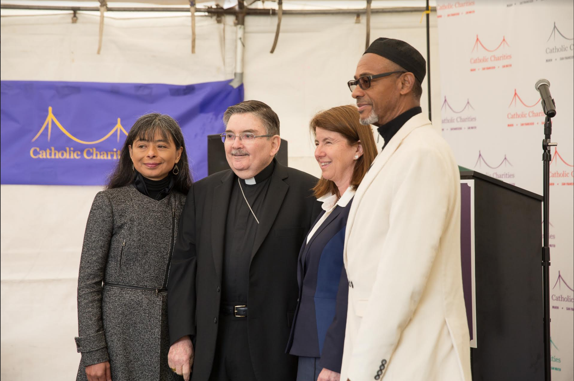 Catholic Charities Celebrates!