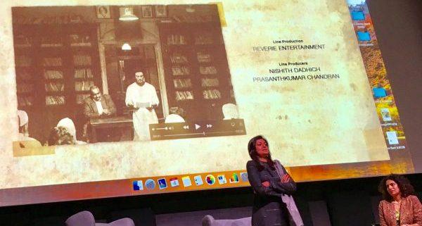 Nandita Das Delights at Stanford