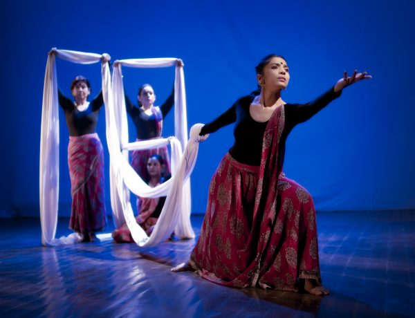 Mallika Sarabhai Creates