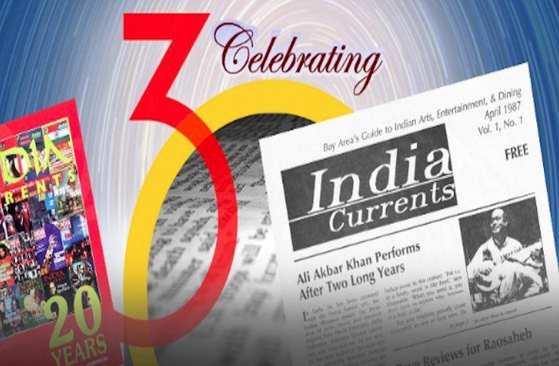 Celebrating India Currents Down The Ages!