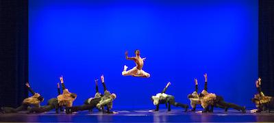 Oakland Ballet Company's Presents Jangala