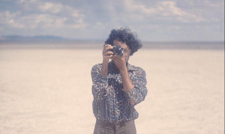 The Man Behind a Camera