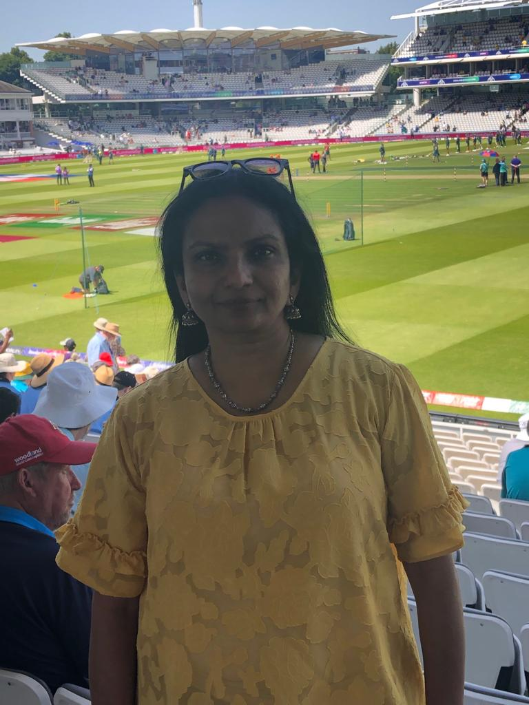 NRIs Travel to the Cricket World Cup