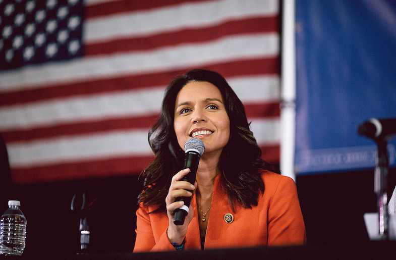 The Rising Relevance of Tulsi Gabbard