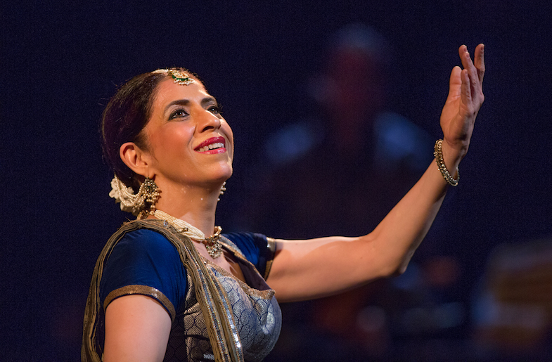 """""""I Don't Remember a Time When I Was Not Dancing"""": Aditi Mangaldas"""