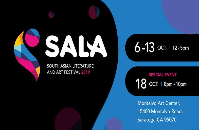 South Asian Literature & Art Festival: Oct 6-13