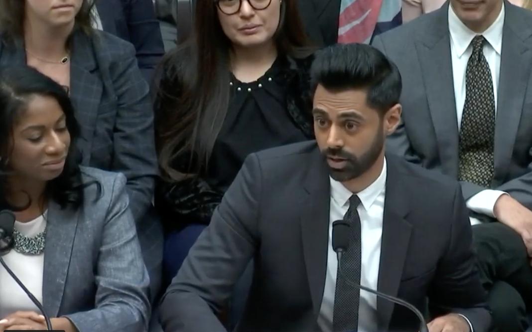 Hasan Minhaj  Goes to Washington