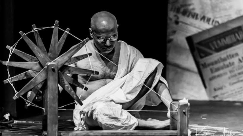 Gandhi by Naatak: the Man Behind the Legend