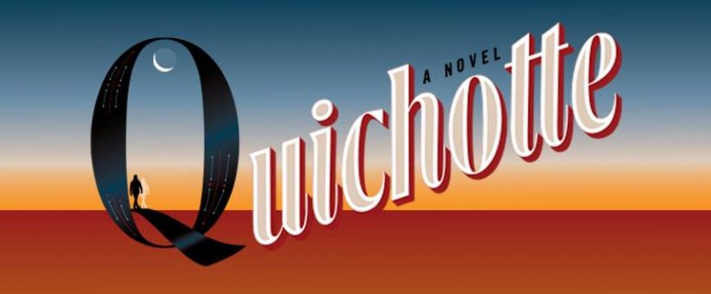 It's Still Rushdie—On the Road With Quichotte